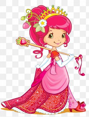 Strawberry Shortcake The Berry Bitty Princess Pageant Muffin Png 580x750px Watercolor Cartoon Flower Frame Heart Download Free