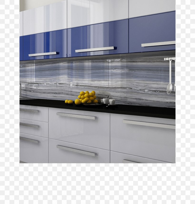 kitchen refrigerator glass tile
