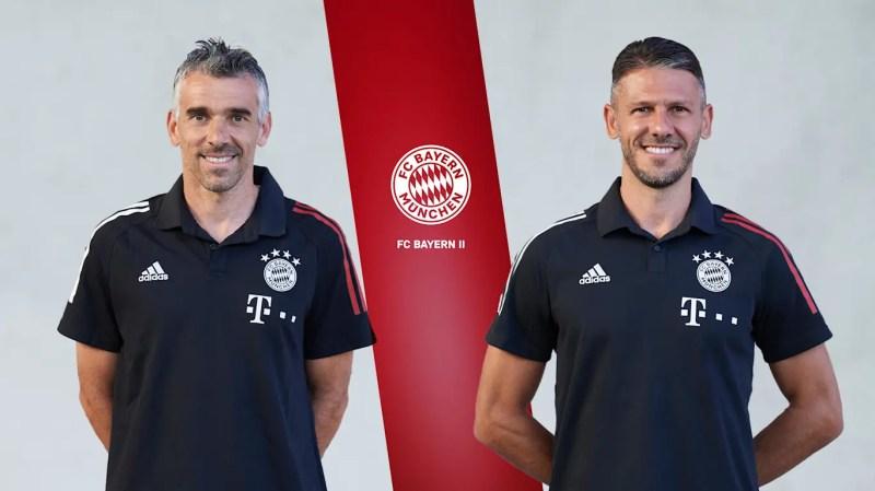 Importante decisión de personal en el Campus del FC Bayern. Danny Schwarz y Martín Demichelis se hacen cargo de la dirección de los amateurs de Holger Seitz.