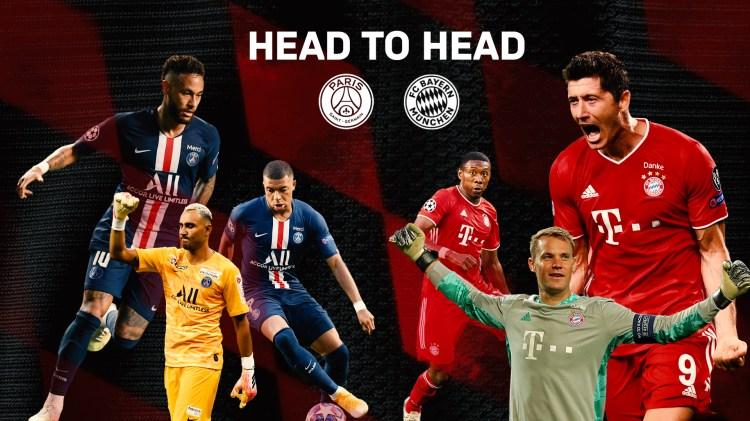 Bayern Munich Vs Psg / Champions League Final The Dilemma ...