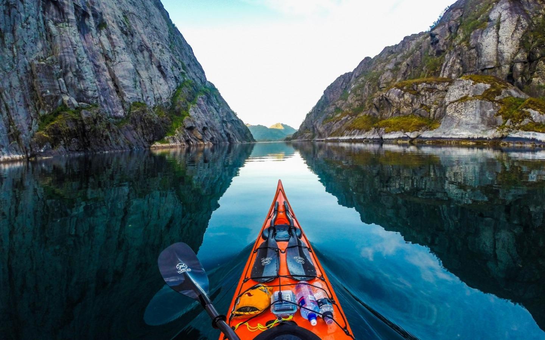 Kayak - Wallpaper é ao domingo!
