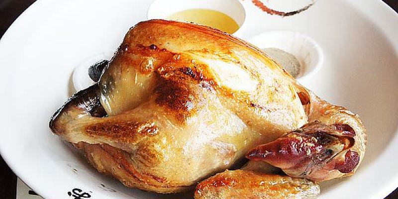 [台中美食]大坑東山棧甕缸雞~傳說中的第一家