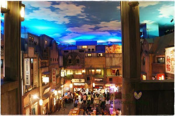 [橫濱景點]新橫濱拉麵博物館~走進時光隧道 享用美味拉麵和煎餃 懷舊老街場景好好拍