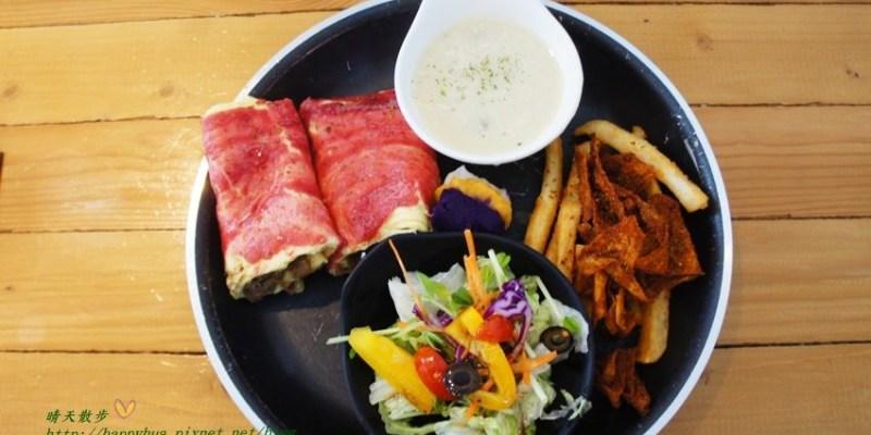 西區早午餐 巴特2店(Butter 2 Brunch & Cafe)~近國美館、小大繪本館 色香味俱全的豐盛早午餐 還有蛋糕般的超厚鬆餅