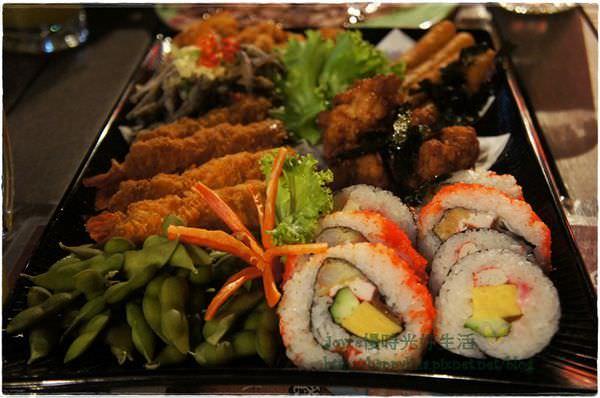 [台中美食]大江戶町屋台村~日本懷舊風夜市,日式小吃聚一堂