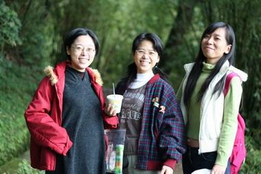 2006開春出遊~陽明山 絹絲瀑布 擎天崗