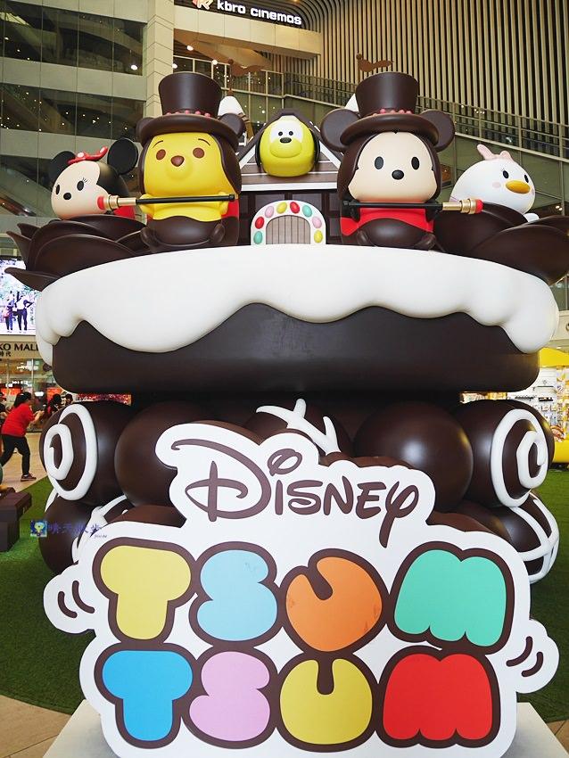 台中活動|Tsum Tsum玩轉派對第二彈 台中大魯閣新時代 迪士尼茲姆茲姆免費拍照(只到10/22)