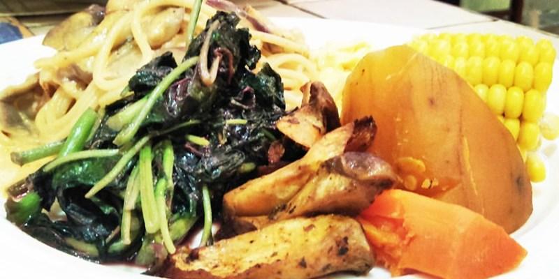 台中早午餐|吉凡尼的私房小廚~無菜單蔬食早餐吃到飽 套餐吃不夠可續(前身為吉凡尼的花園蔬食早餐buffet)