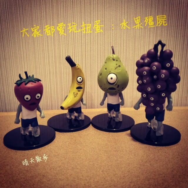 東京親子遊 成田機場扭蛋機~二航廈B1幾百台扭蛋機讓人失心瘋 有好夯的水果殭屍喔
