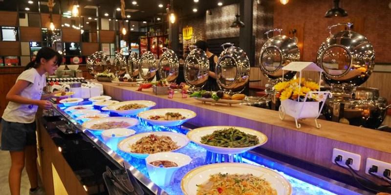 台中吃到飽 貴族世家牛排台中青海店~單點排餐送豐富自助式沙拉吧吃到飽 近逢甲夜市