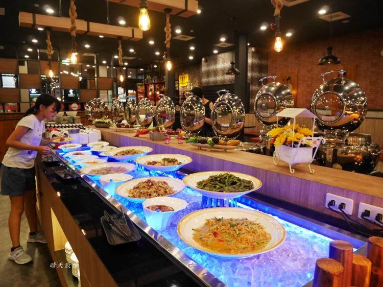 台中吃到飽|貴族世家牛排台中青海店~單點排餐送豐富自助式沙拉吧吃到飽 近逢甲夜市