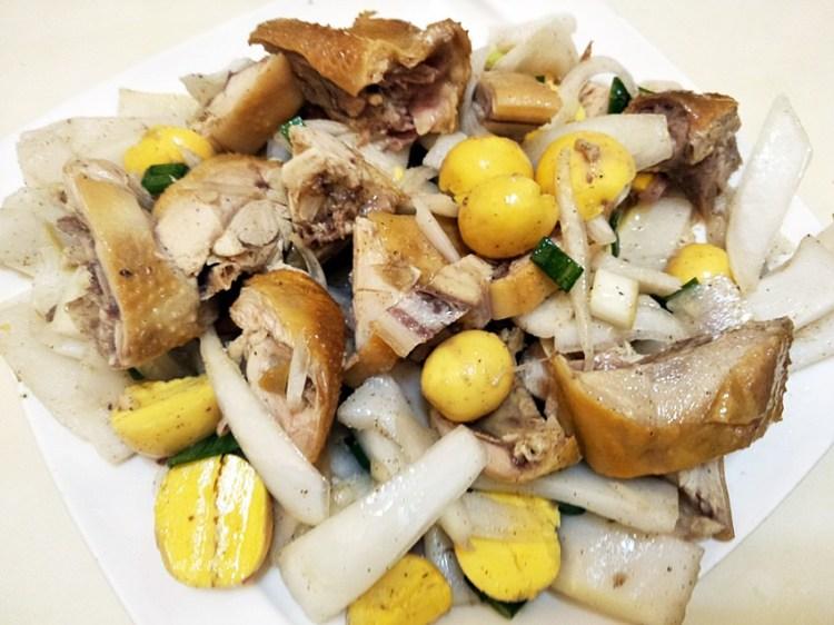 精誠路小吃|鼎味鹹水雞~菜色豐富的鹽水雞 開到晚上十二點