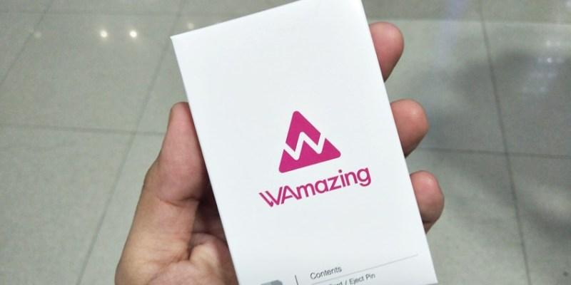 日本上網|大阪關西空港第一航廈到達大廳南出口 領取免費網卡Wamazing sim卡