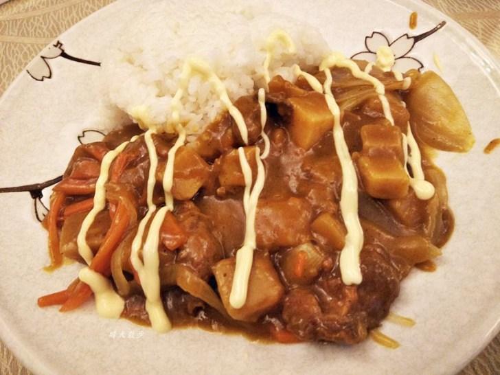 20180804110707 95 - 台中日式 安西媽媽的家庭料理~華美街日式餐廳 日本家常味  豐潤多汁漢堡排