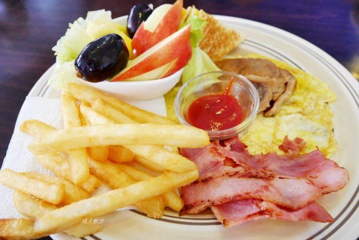 20180911210648 10 - 南屯早午餐︱第二杯咖啡~百元有找的中西式平價早午餐老店 親子友善、寵物友善
