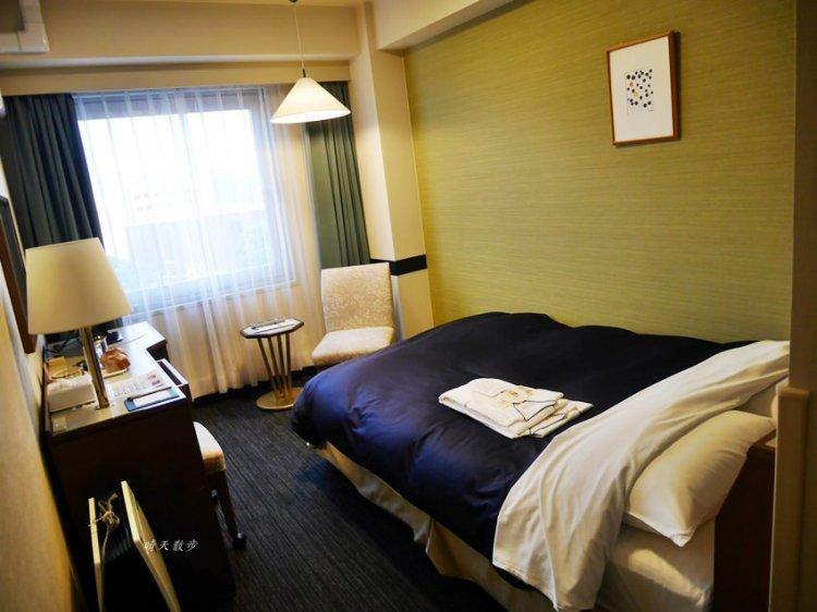 岡山住宿|岡山卓越飯店Hotel Excel Okayama~近岡山城、岡山後樂園 岡山路面電車城下站