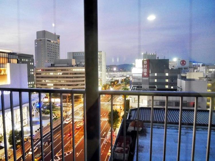 岡山住宿|岡山一區飯店~近岡山車站、岡山AEON Mall 附免費飲料 Hotel Area One Okayama