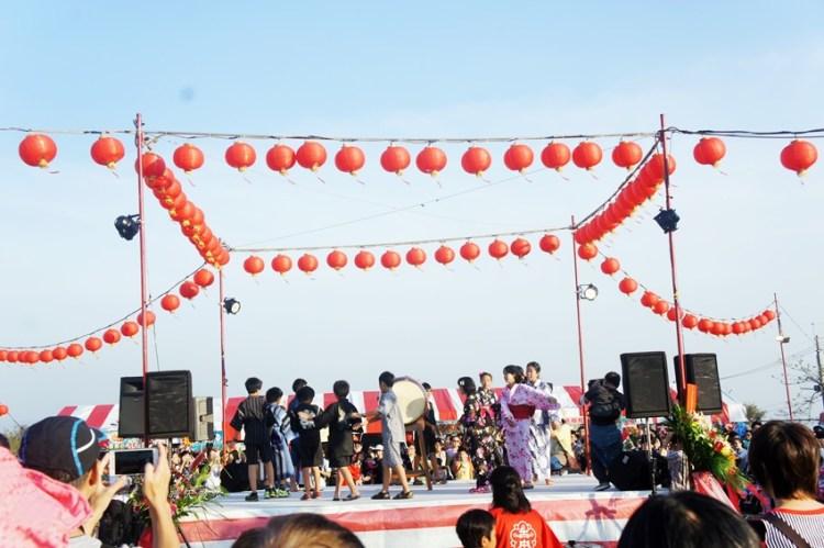 台中日本人學校秋季祭典~每年秋天熱鬧登場 2018/10/20 不用飛日本 也能感受濃濃日本慶典氣息