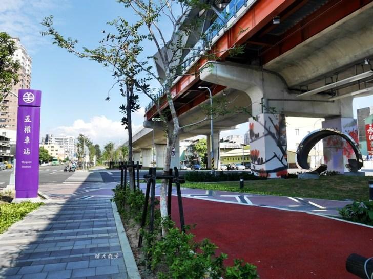20181210132748 25 - 台中鐵路高架捷運化~挺藝術的「五權車站」 南來北往通勤很方便