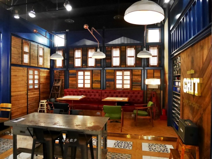 20190219003813 43 - GRIT/ mojocoffee~伴隨書香的美式復古風咖啡館 文心秀泰小書房旁