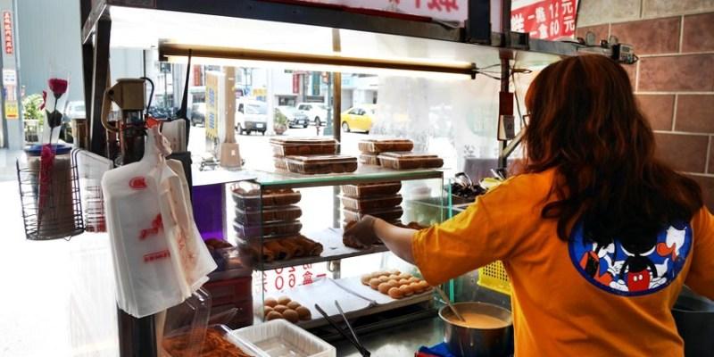 台中小吃|城門雞蛋糕~舊城區銅板美食懷舊小點心 紅豆蛋糕、奶油蛋糕、原味小蛋糕