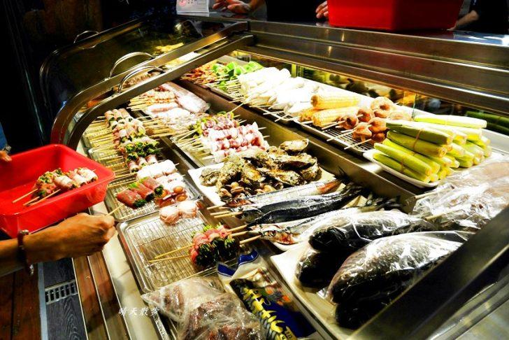 20190620134858 17 - 熱血採訪|漢口路宵夜營業到凌晨一點半,烤物、炸物、丼飯通通吃得到的兴焰炭火串燒