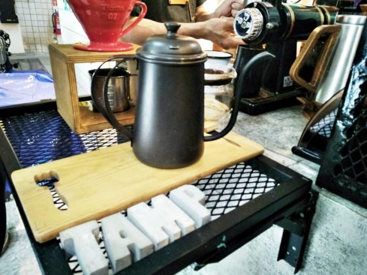 20190924202121 67 - 台中逛市集 TAMP Café行動咖啡吧~神出鬼沒的行動咖啡小攤車 逛市集喝好咖啡