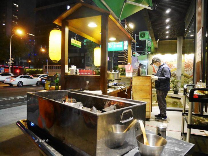 20191205010753 41 - 熱血採訪 深夜十點才擺攤的阿吉師和牛滷肉飯,營業凌晨兩點!加購比臉大和牛烤肉片只要50元