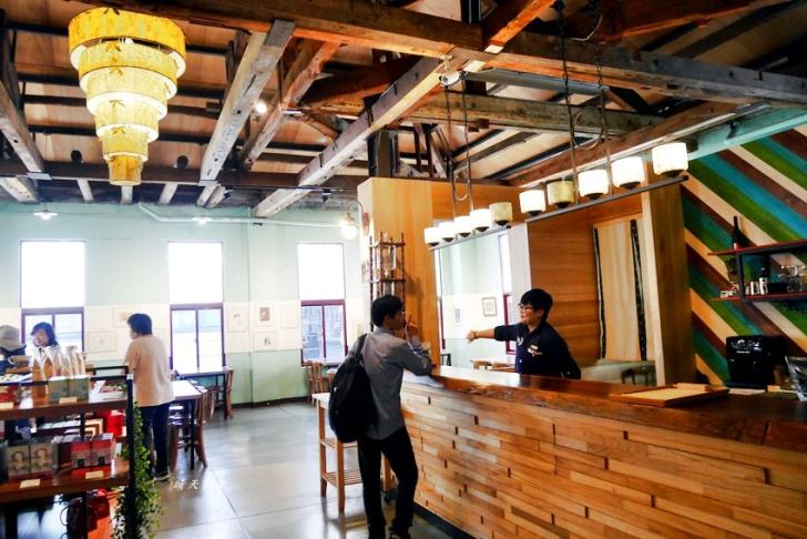20200127134241 42 - 台灣太陽餅博物館老屋咖啡館~二樓老空間輕食區,喝咖啡配太陽餅,近台中車站(全安堂、魏爵咖啡)