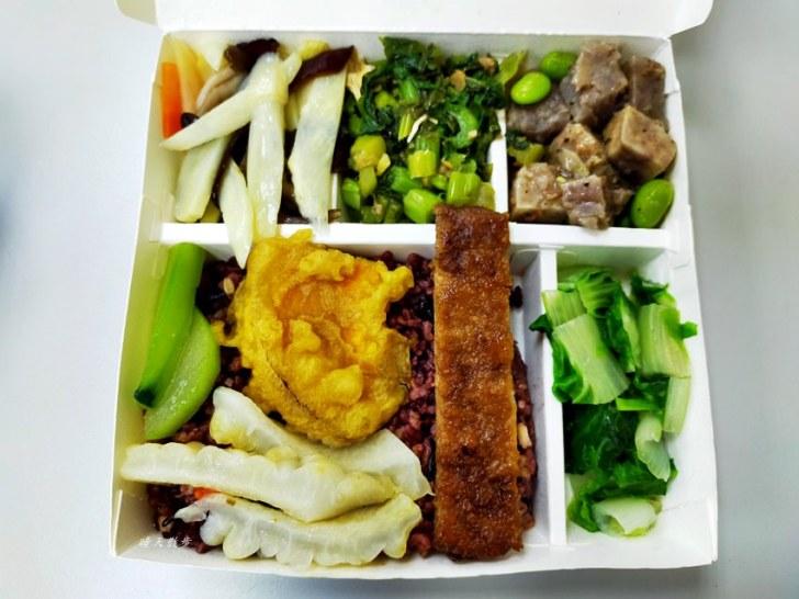 20200208195839 86 - 西區便當|中華素食自助餐~公益路平價素食自助餐,菜色豐富,外送便當65元