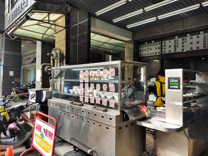 20200215005548 83 - 南屯便當 太祖小吃/太祖魷魚羹~大墩十二街餐館,菜色選擇多,簡餐菜飯很豐富