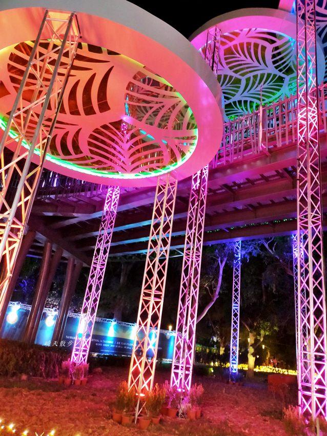 20200220163450 33 - 2020台灣燈會在台中~搭火車去后里逛台中燈會,森林園區好精彩,光之樹、聆聽花開永晝心、無人機秀、森林機械巨蟲秀!