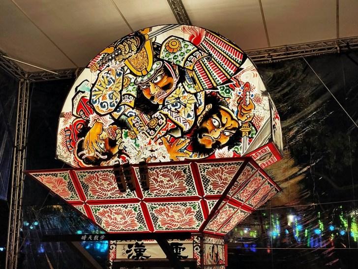 20200220163558 28 - 2020台灣燈會在台中~搭火車去后里逛台中燈會,森林園區好精彩,光之樹、聆聽花開永晝心、無人機秀、森林機械巨蟲秀!