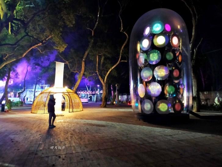 20200220163627 49 - 2020台灣燈會在台中~搭火車去后里逛台中燈會,森林園區好精彩,光之樹、聆聽花開永晝心、無人機秀、森林機械巨蟲秀!