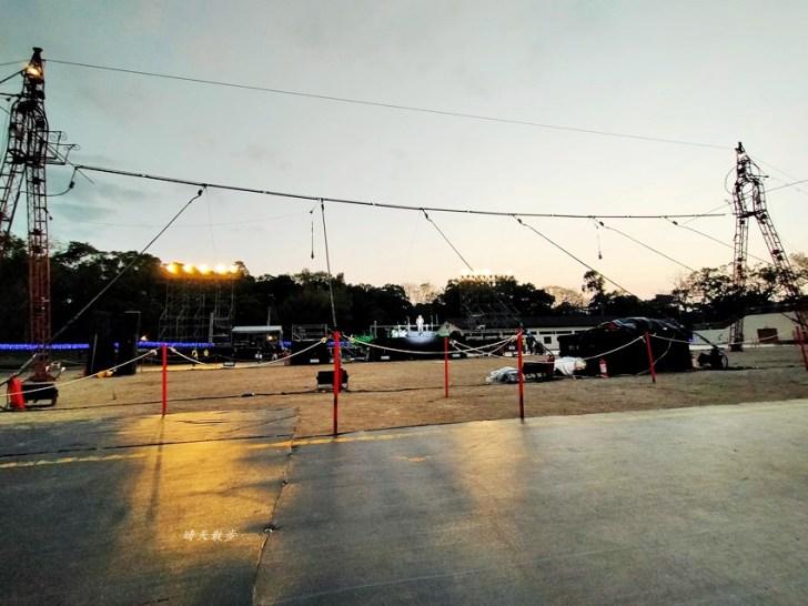 20200222103810 100 - 2020台灣燈會在台中~搭火車去后里逛台中燈會,推薦必看后里馬場園區珍寶馬戲團高空特技展演