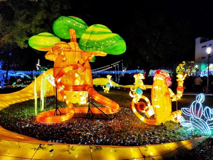 20200222103833 55 - 2020台灣燈會在台中~搭火車去后里逛台中燈會,推薦必看后里馬場園區珍寶馬戲團高空特技展演