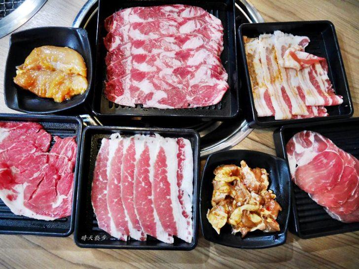 20200307162135 43 - 熱血採訪 香香燒肉工坊太平店~精緻燒肉吃到飽加火鍋,火烤兩吃一次滿足,不限時段均一價吃到飽,宵夜也吃得到!