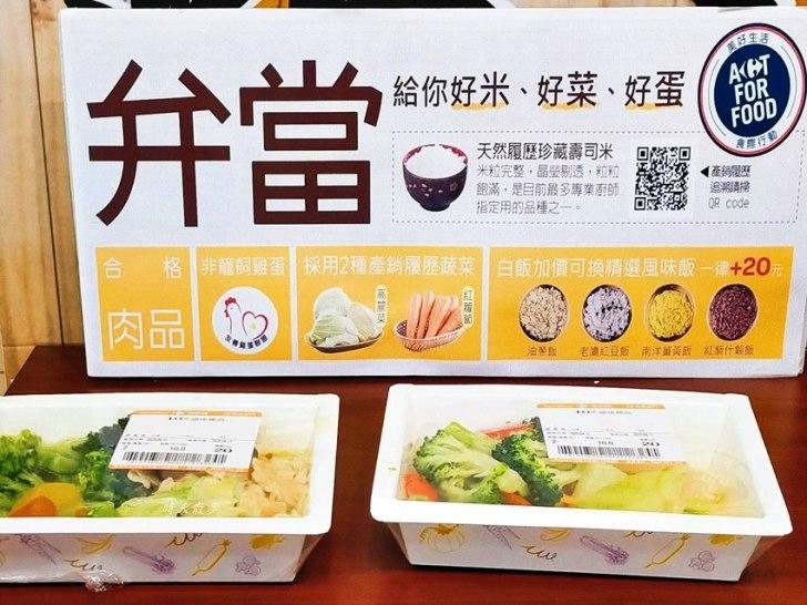 20200415125703 87 - 台中便當 家樂福熟食區平價便當,一主菜五配菜,只要65元,菜色挺豐富喔!