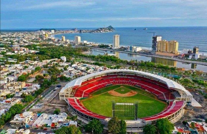 Resultado de imagen de nuevo estadio de football mazatlan