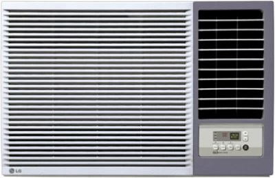 LG 1.5 Ton 3 Star Window AC Crescent Silver(LWA5CS3F)