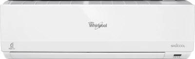 Whirlpool 1.5 Ton 3 Star Split AC  - White(1.5T MAGICOOL DLX COPR 3S, Copper Condenser)