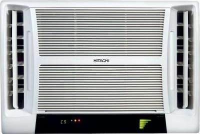 Hitachi 1.1 Ton 5 Star Window AC  - White(RAV513HUD)