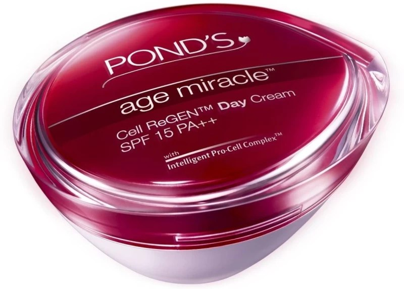 Pond's Age Miracle Cell ReGen Day Cream SPF 15 PA++(50 g)