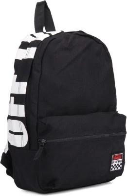 VANS Calico Backpack(Black/White)