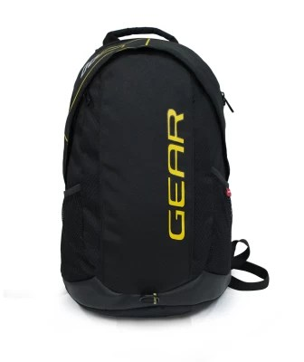 Gear OUTLANDER 8 Backpack 33 L Backpack(Black - Yellow)