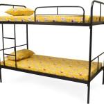 Buy Furniturekraft Miami Metal Bunk Bed Finish Color Black Online At Low Prices In India Furniturekraft Miami Metal Bunk Bed Finish Color Black Reviews Ratings Ideakart Com India