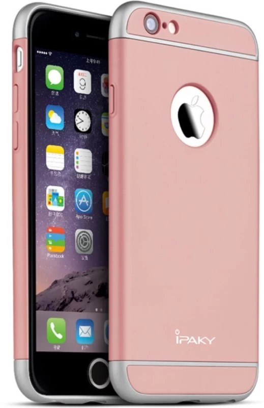 GadgetM Back Cover for Apple iPhone 6S Plus(Rose Gold)