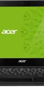Acer Aspire V5-121 Netbook (APU Dual Core/ 2GB/ 500GB/ Linux/ 256MB Graph) (NX.M83SI.006)(11.49 inch, Black, 1.2 kg)