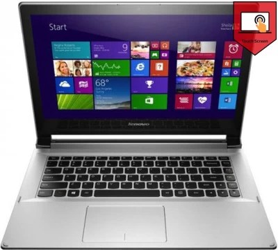 Lenovo Flex 2-14 (Intel 2-in-1 Laptop) (4th Gen Ci5/ 4GB/ 500GB/ Win8.1/ Touch/ 2GB Graph) (59-429729)(13.86 inch, 1.9 kg)