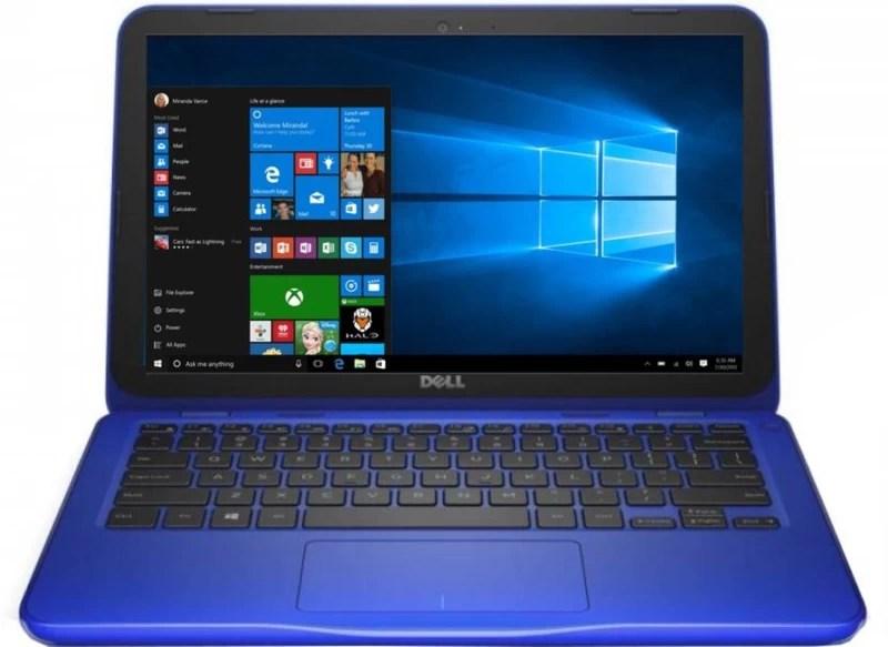 Dell Celeron Dual Core - (2 GB/32 GB EMMC Storage/Windows 10 Home) 3162 Notebook(11.6 inch, Blue, 1.2 kg)